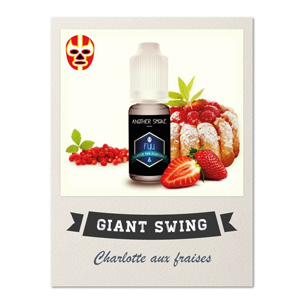 Giant Swing - The Fuu - 10 ml