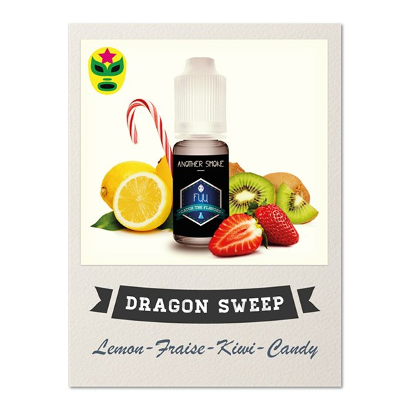 Dragon Sweep - The Fuu - 10 ml