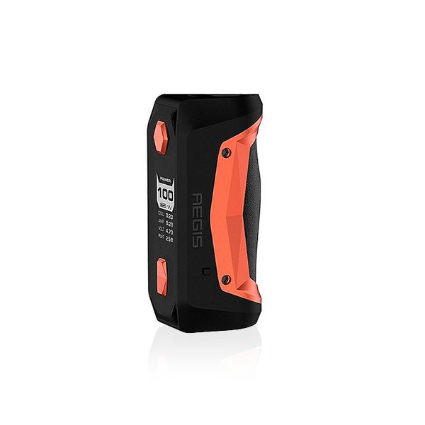 Box Aegis Solo 100W Geek Vape orange
