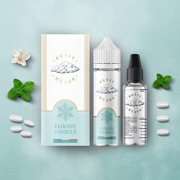 Flocon Vanillé 60ml Petit Nuage Pretty Cloud Roykin